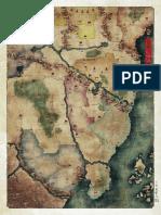 Mapa Rokugan