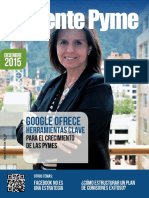 Revista Gerentepyme Edicion Diciembre2015