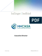 MN Coalition Against Sexual Assault - MNCASA - Executive Director