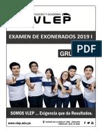 VLEP Exa Exon Grupo 3 2019-I