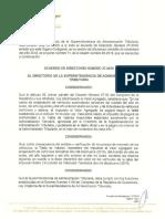 Acuerdo de Directorio 37 2018 IVA Enajenación