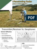 7.5 GPR vs SeismicReflection