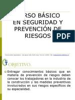 curso basico prevencion de riesgos