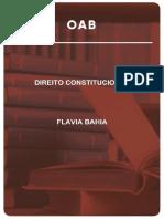 Direito Constitucional OAB 2ª Fase