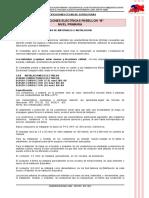 2.1 Espec.tec, Electricas Pabellon b -Primaria