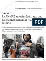 Spinraza - Clarín
