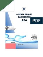 Ccc a Sexta Edição Das Normas APA -4ed
