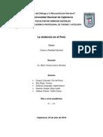 Violencia en el Perú.docx
