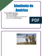 Poblamiento de América y Culturas