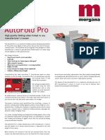 2010 AutoFold Pro Data Sheet V3!08!13