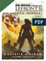 STAR WARS - Battlefront II Escuadron Infernal