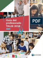 TALIS2018-GuíaDelProfesorado