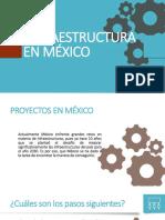 Infraestructura en México
