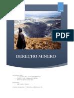 Conceptos Basicos Para Entrar Al Curso de Derecho Minero