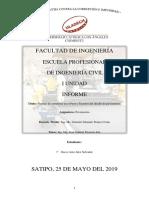 Normas de carreteras en el Perú y Factores del diseño de pavimentos