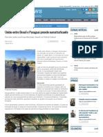 União Entre Brasil e Paraguai Prende Narcotraficante _ Notícias de Campo Grande e MS _ Capital News