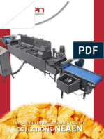 FR Snack Frying Line