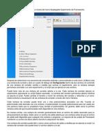 Manual Especifico de Potencioestato Galvanostato de La Norte