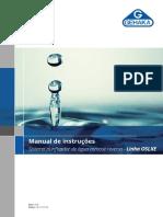Sistema Purificador de Água Osmose Reversa - Linha OSLXE Manual de Instruções - Manual_os50lxe_tq50