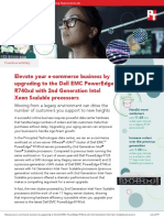 Elevate your e-commerce business by upgrading to the Dell EMC PowerEdge R740xd with 2nd Generation Intel Xeon Scalable processors - Summary