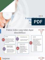 Faktor Risiko CA Payudara