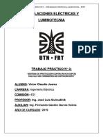 TP Nº3 - SPCR - Cortocircuitos- 2019