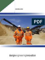 Edge Material Handling