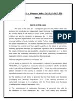 Centre for PIL v. Union of India, (2013) 10 SCC 270