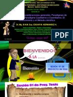 CLASE 1 Paradig. investig. Proyec. Tesis Ene.2019.pdf