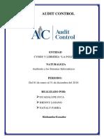 Auditoria Informatica La Poli