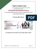 Personality Development course brochure PDP.pdf