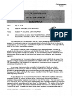 Portsmouth city attorney memo on plastics ordinance