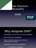 DIABETIC AUTO NOMIC NEUROPATHY CME SPH.pptx