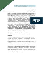 Educação Física, Formação e Gestão- Compreensão Dos Gestores Sobre as Politicas de Inclusão Em Serra