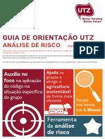 Guia UTZ Análise de Risco