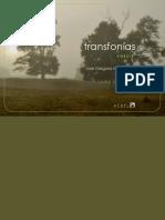 Transfonías I
