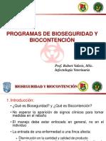 Bioseguridad y Biocontencion