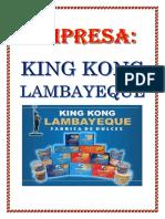 King Kong Lambayeque