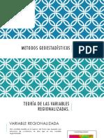 EME (6). MÉTODOS GEOESTADISTICOS.pptx