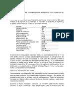 Investigacion Por Contaminacion de Plomo