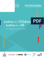 Justice for Children - Call to Action