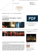 Apocalipsis Mariano - La Flagelación de La Iglesia - Cuarta y Última Parte