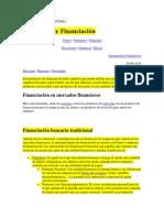 Concepto Enc Financiera