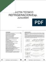 Boletin Tecnico Refripanel