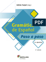 gramatica de espanhol paso a paso pdf