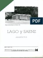 Lago y Saenz MLT064