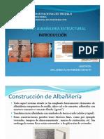 introduccion a la albañileria confinada E.070