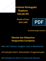Modernismo portugues