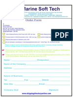 Concise Guide for CHALR Examination - Brochure and Order Form
