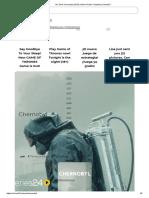 Chernobyl Guin